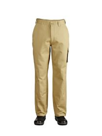 Cargo Cotton Drill Trouser - Khaki