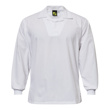 Food Industry Jac Shirt with Modesty neck insert- Long Sleeve