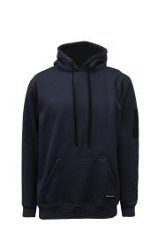 Hoodie- Brushed Back Fleece-WT8006
